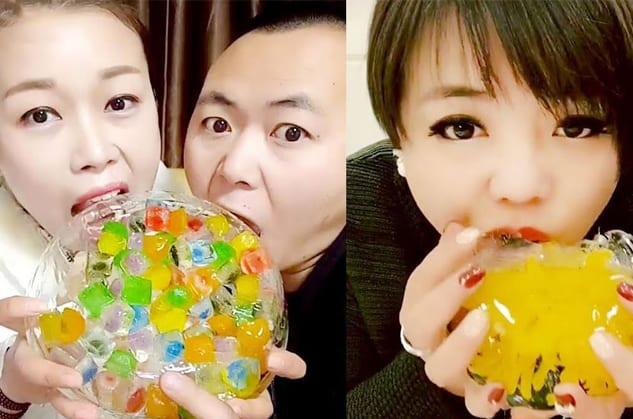 3 Crunchy Ice Eating ASMR videos for your enjoyment