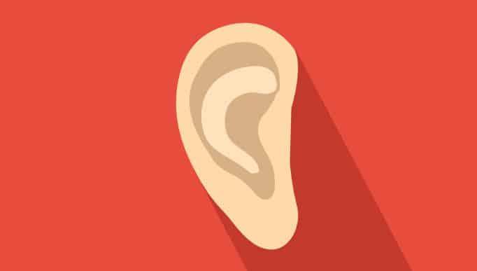 asmr ear to ear